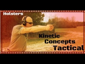 Kinetic Concepts Tactical Holsters