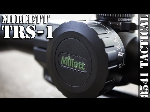 Millett TRS-1 Riflescope Review