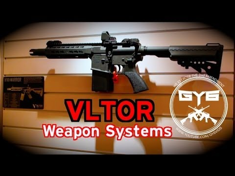 New VLTOR AR-15 Rifles