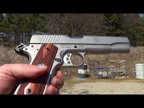 Ruger SR1911 Pistol