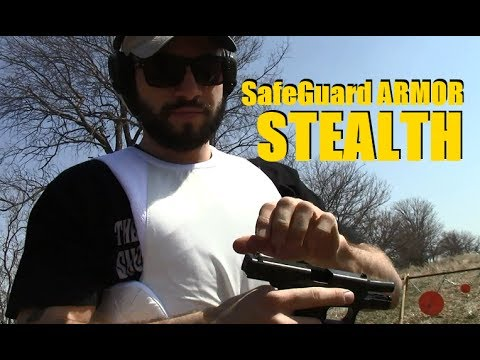 SafeGuard Stealth Soft Armor
