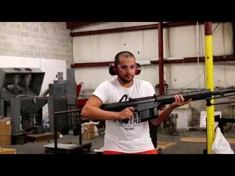 Serbu BFG-50A .50 BMG Rifle