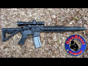 Shooting the TSAR-300 Upper Receiver in 300 Blackout