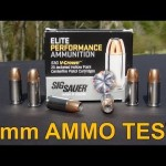 Sig Sauer V-Crown 9mm Ammo Review