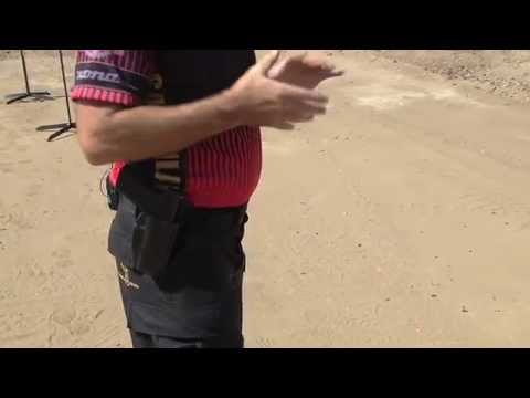 The Safariland GLS (Grip Locking System) Holster