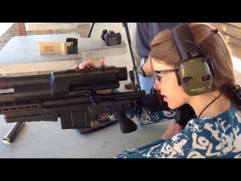 TrackingPoint XS2 Rifle