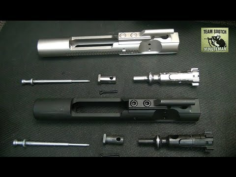 Wheaton Arms M16 Bolt Carrier Group