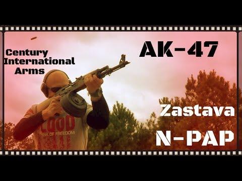 Zastava N-PAP M70 AK Rifle