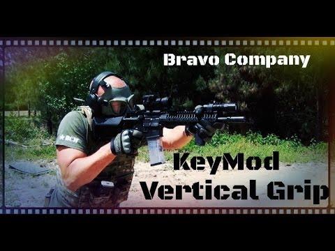 Bravo Company BCM Gunfighter KeyMod Vertical Grip