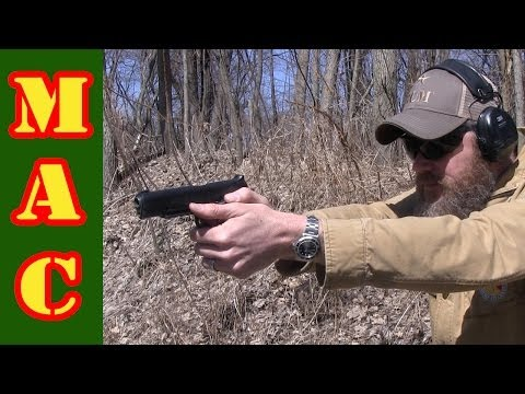 Choosing a Target Shooting Handgun