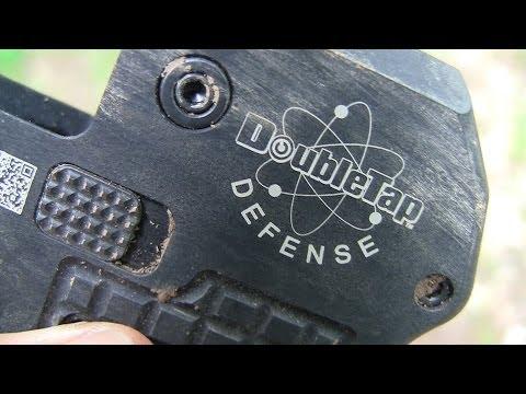 DoubleTap Tactical Pocket Pistol Review