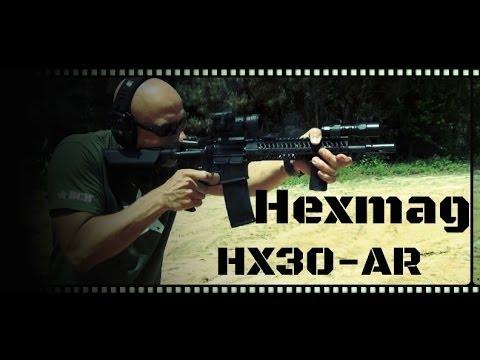 Hexmag HX30-AR 30 Round AR-15 Magazine