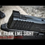 I.C.E. CLAW EMS Rear Sight