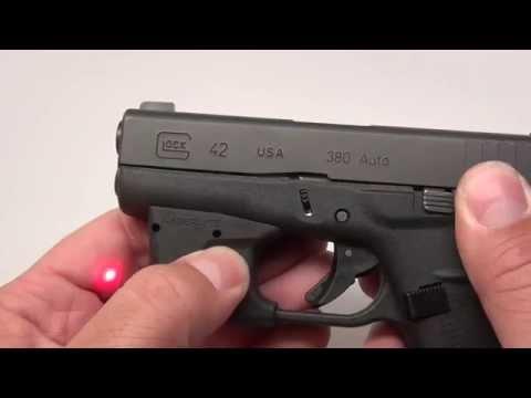 LaserLyte Glock 42 Pistol Laser - UTA-DB
