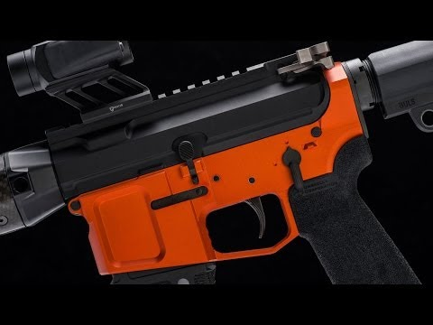 Lockestone Industries 80% AR15 Lower Receiver