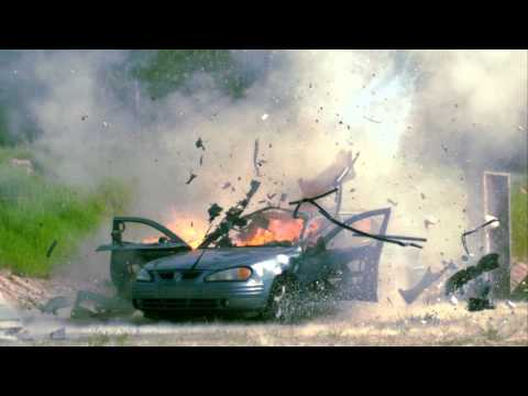 M2 50 Caliber Machine Gun vs Car
