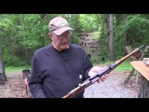 Mosin Nagant M38 Rifle