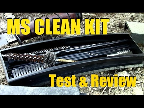 MS Clean Kit for AR Rifles
