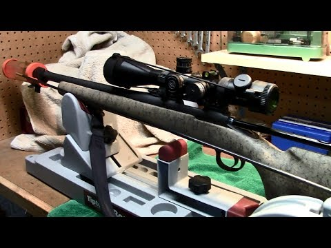 Precision Rifle Bore Cleaning