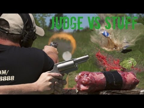 Taurus Judge Range Demo