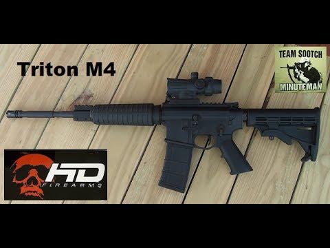 Triton M4 Carbine