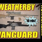 Weatherby Vanguard Bolt Action Rifles
