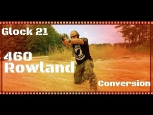 460 Rowland Glock 21 Conversion Kit