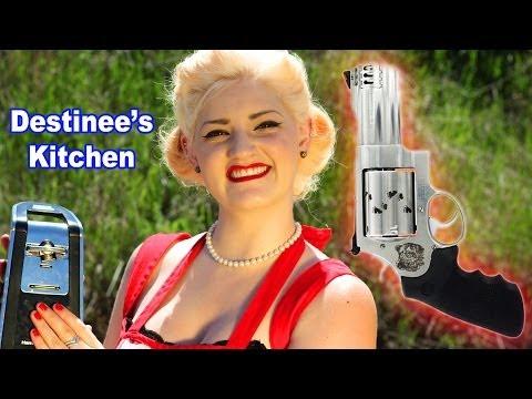 500 Magnum vs Can Opener