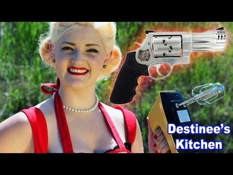 500 Magnum vs Hand Mixer