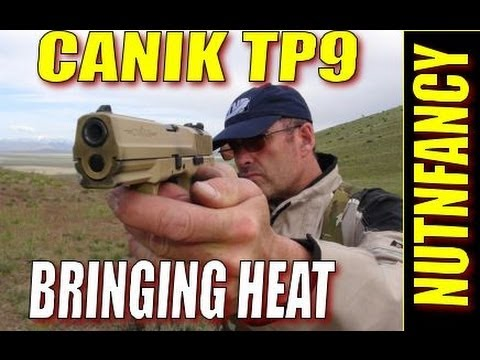 Canik TP9 Semi-Auto Pistol