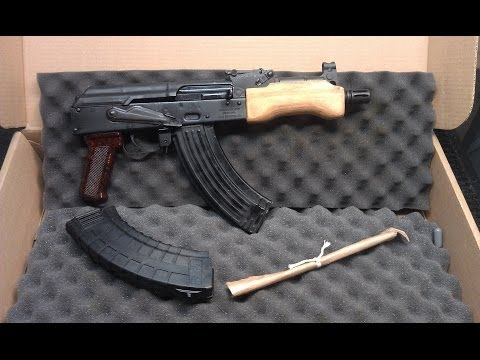 Century Arms Mini Draco AK Pistol