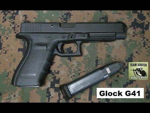 Glock 41 .45ACP