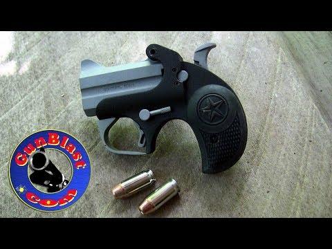 GunBlast Giveaway – Bond Arms Backup .45 ACP Pistol