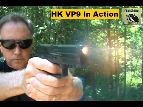 HK VP9 Range Demo
