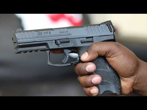 HK VP9 Striker Fired Pistol