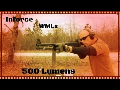 INFORCE WMLx Weapon Mounted Light