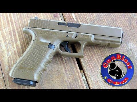 Lipsey's Exclusive Flat Dark Earth Glock Pistols