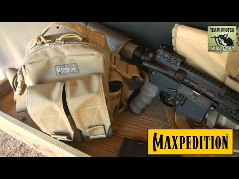 Maxpedition Active Shooters Response Bag