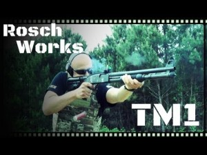 Rosch Works TM1 Weapon Light Mount