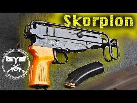 Skorpion vz. 61 Submachine Gun