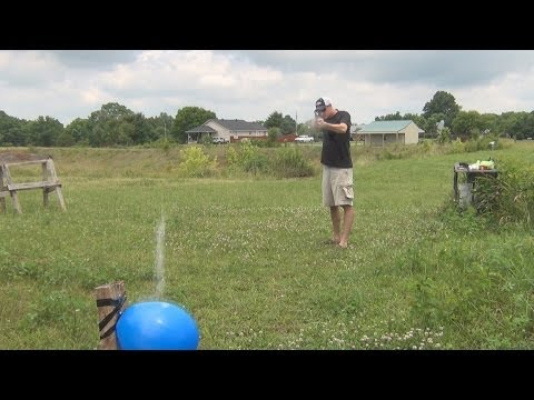 Smith and Wesson 686 Trick Shot