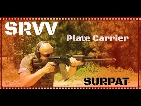 SRVV SURPAT Alpha Plate Carrier Review