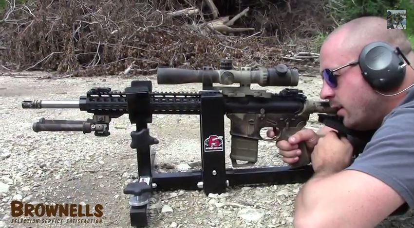 Brownells SOPMOD Buttstock Kit