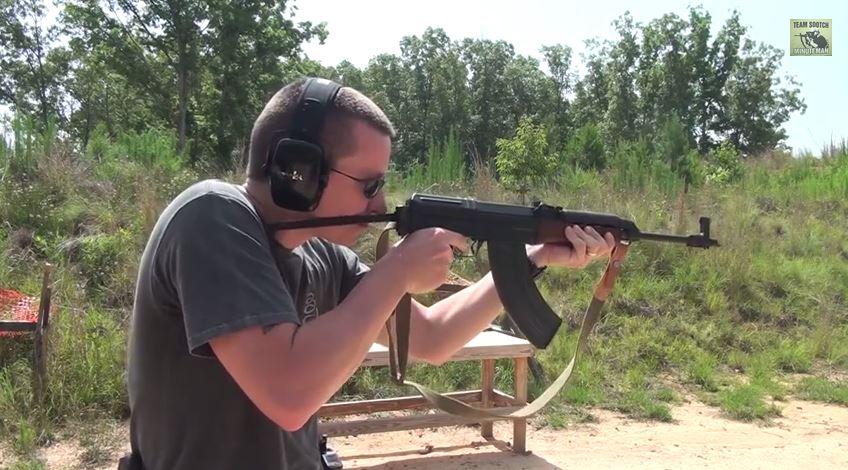 CAI VZ2008 Rifle Review