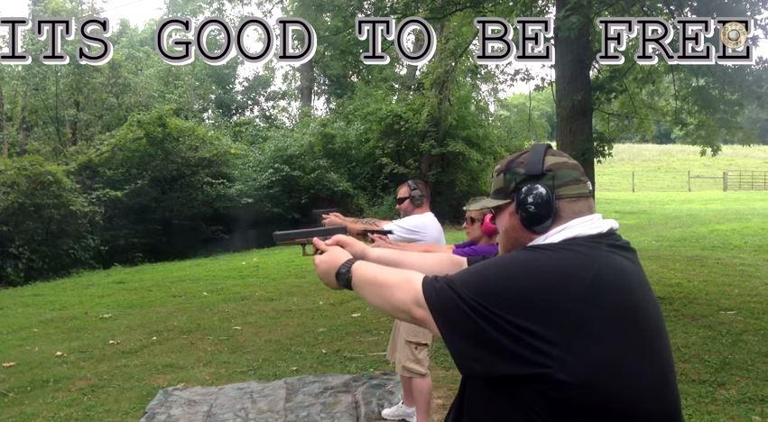 Steel Target Range Demo