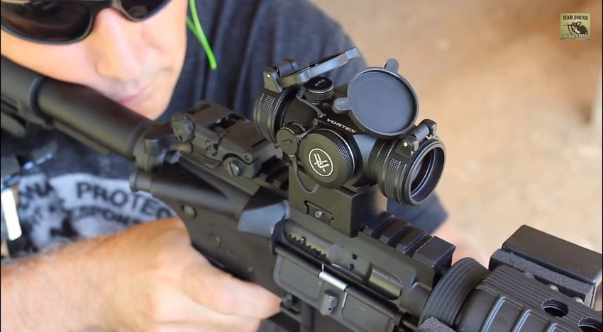 Vortex Sparc II Red Dot Scope
