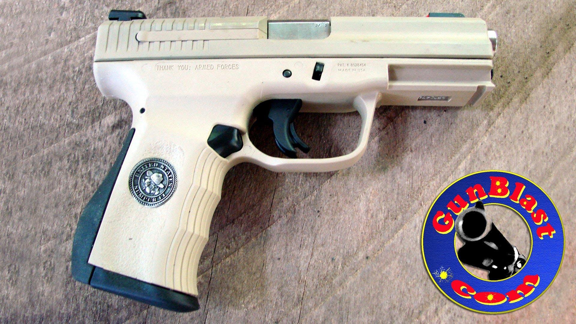 FMK 9C1 G2 Compact 9mm Pistol