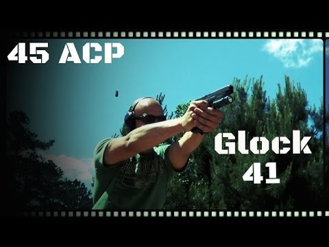 Glock 41 Review