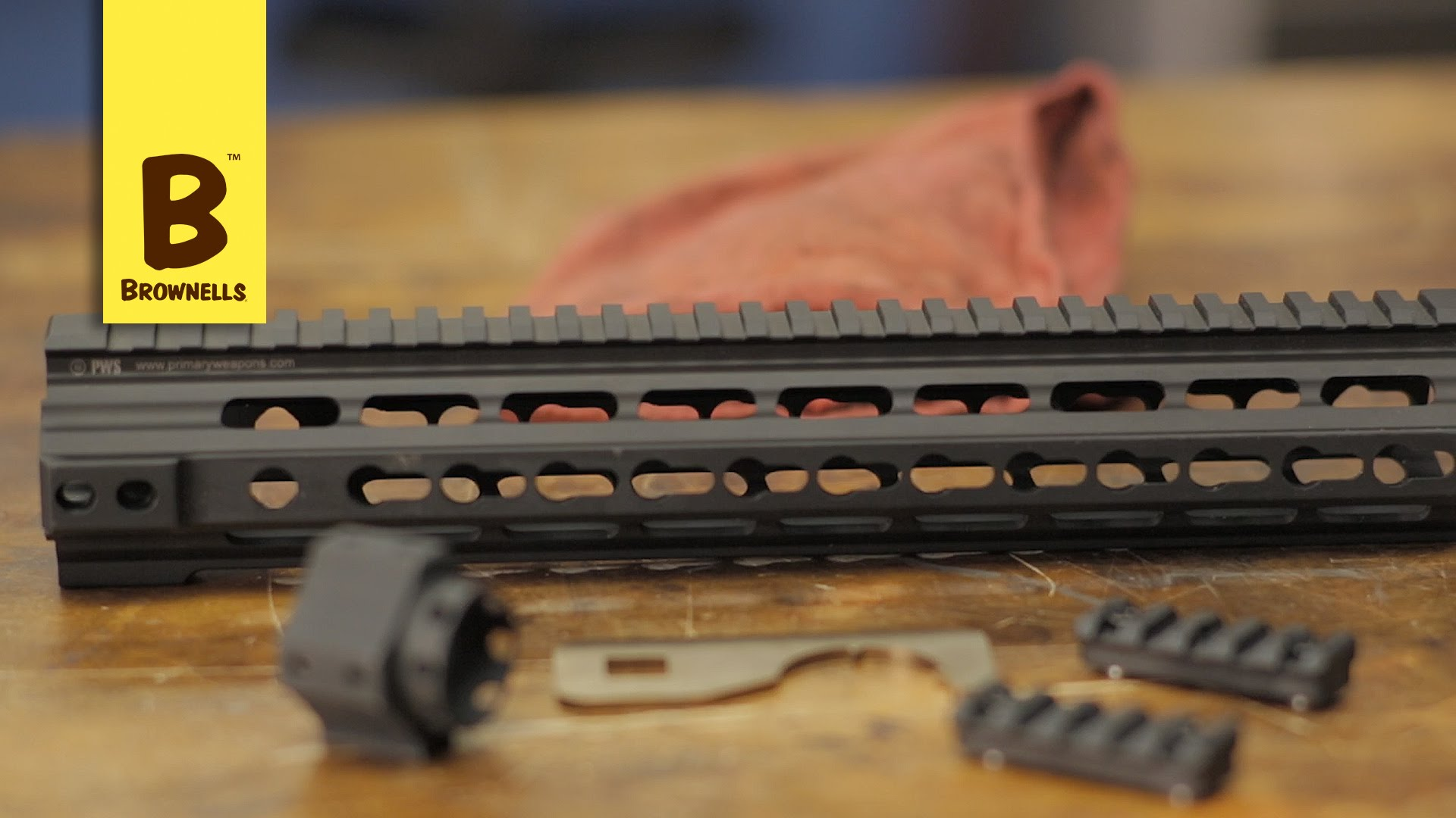 Primary Weapons Systems AR-15 Keymod Handguards