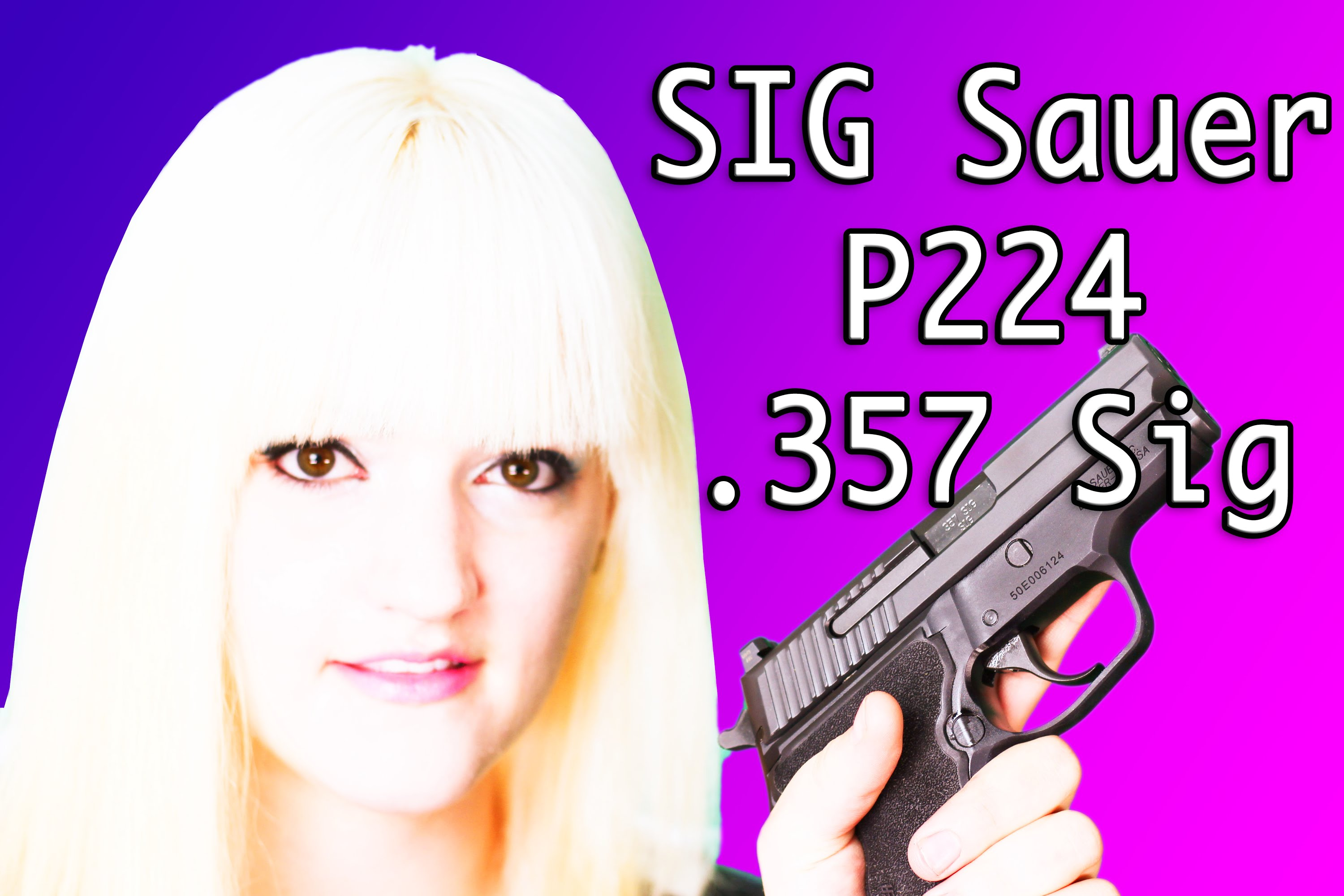 Sig P224 Review